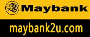 Pay through Maybank2u